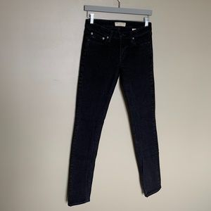 Marc by Marc Jacobs black skinny jeans size 27